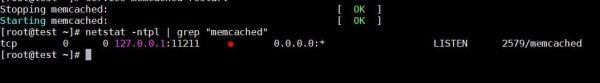 Memcached bind trên 127.0.0.1